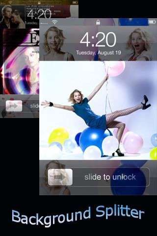 Background Splitter (HD Image) - Customize your Lock Screen Wallpaper ...