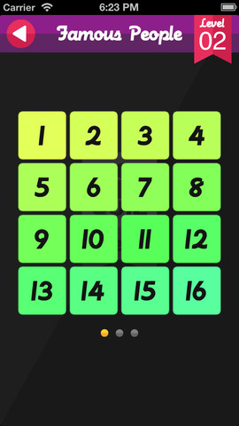 Cheats for Icon Pop Quiz - Answers for every level!
