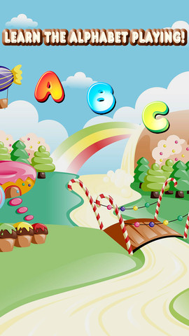 Download A Candy Letters Saga - Crush the Alphabet iPhone iPad iOS