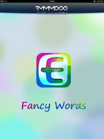 Fancy Words HD