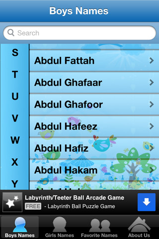 Islamic Baby Names / Muslim Boys-Girls Names With Perfect Meanings old people names