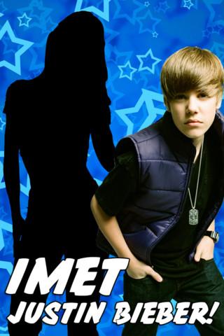 iMet Justin Bieber - CeleBooth call justin bieber now