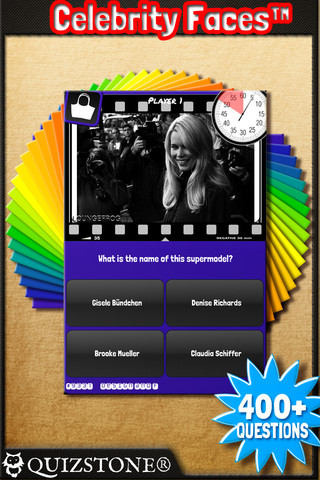 Celebrity Faces™ (Free version) 4.9