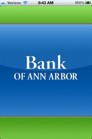 Bank of Ann Arbor Mobile Banking francophiles of ann arbor