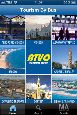 Venice & Veneto Tourism by Bus 1.3.1