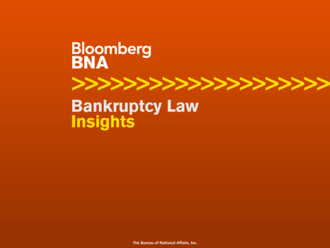 Bloomberg BNA Bankruptcy Law Insights 2.1