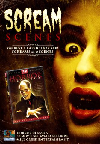 scream scenes classic horror clips entertainment