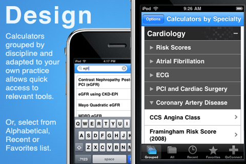 Calculate (Medical Calculator) by QxMD