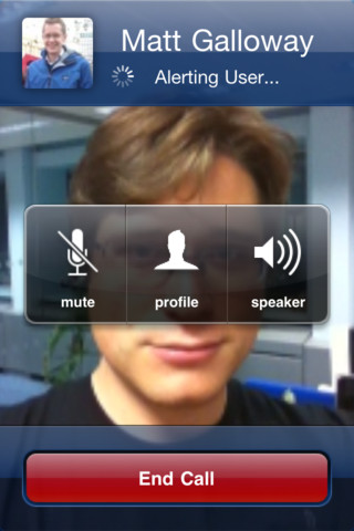 Seen - Video calls for Facebook
