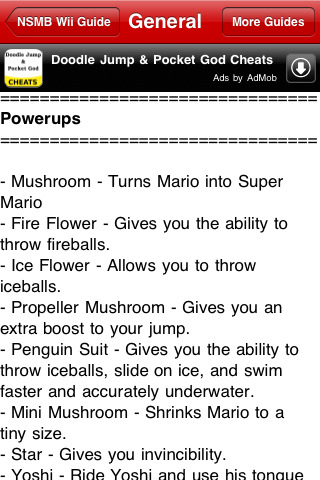 super mario bros cheats