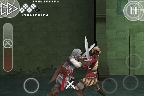 Assassin`s Creed II Discovery App for iPad - iPhone - Games