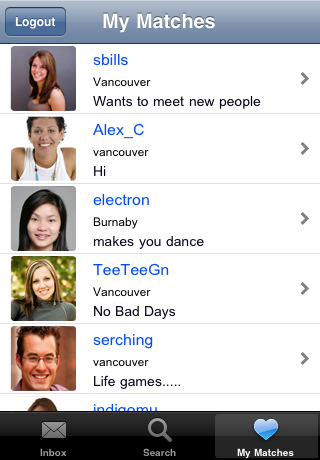 POF Mobile - Free Online Dating 1.17 App for iPad, iPhone