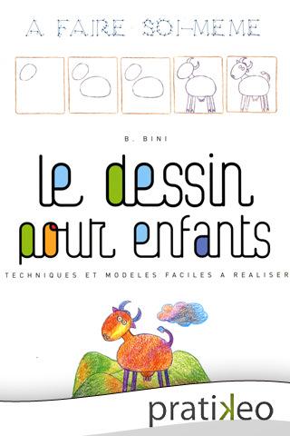 dessin pour enfant apprendre dessiner app for ipad. Black Bedroom Furniture Sets. Home Design Ideas