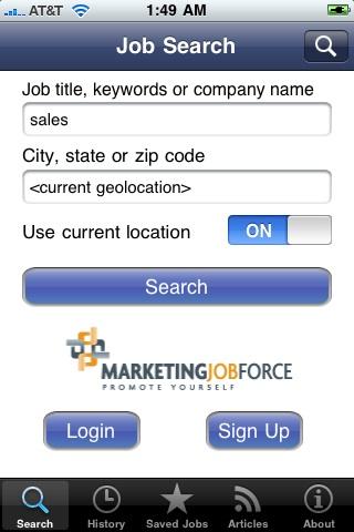 MarketingJobForce.com: Search Jobs & Find a Career in Marketing jobs in marketing