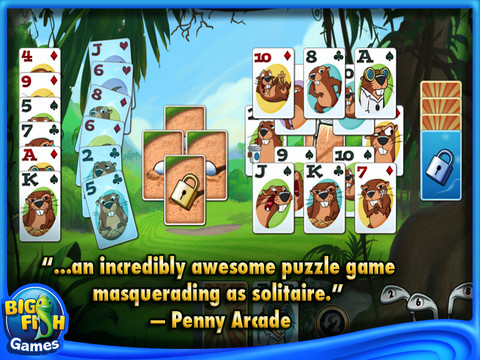 Fairway Solitaire HD - Big Fish Games