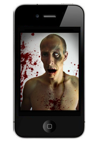 Zombie Booth : Fantasy Picture Maker , Zombies and more 2.0
