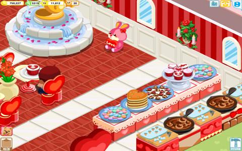 Restaurant Story: Valentine`s Day