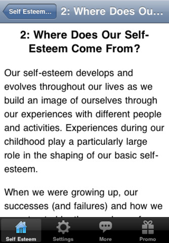 How to build up your self esteem and confidence