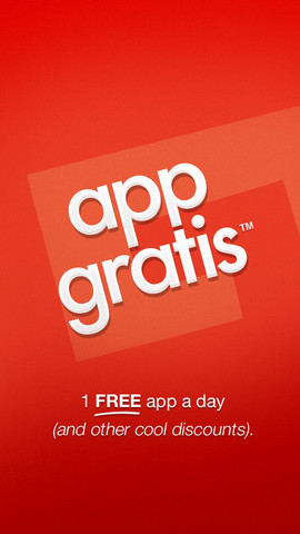 AppGratis - 1 free app a day (and other cool discounts).