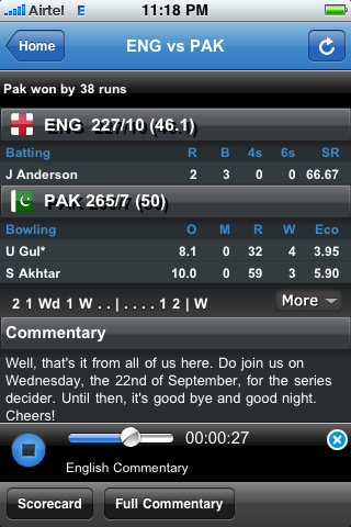 Cricbuzz - Cricket Scores and News