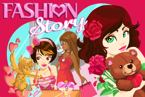 Fashion Story: Valentine`s Day