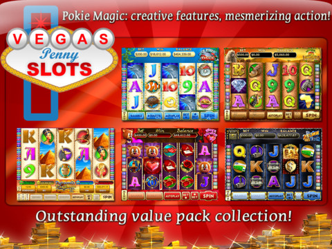 Vegas Penny Slots Collection 9.80