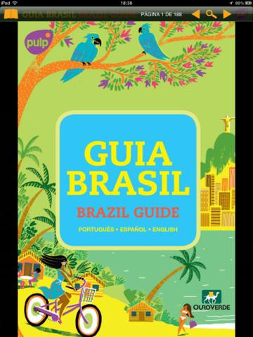 Guia Brasil - Brazil Guide - Pulp