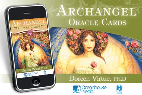 Archangel Oracle Cards - Doreen Virtue, Ph.D.