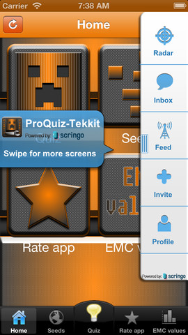 ProQuiz - Tekkit for Minecraft edition 1.0