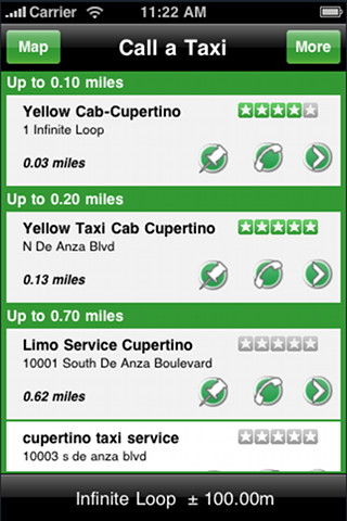 Call a Taxi - Free - Instantly find a taxi-cab, anytime, anywhere. taxi