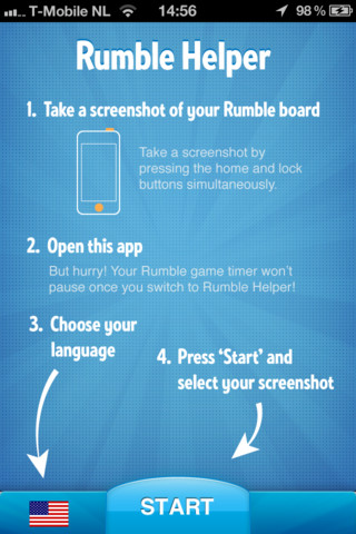 Helper for Rumble - Easily earn maximum points with your Rumble game!