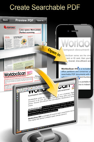 Snap2PDF - Scan Documents & Share Searchable PDF