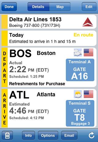 Flight Update Pro - Live Flight Status, Alerts + Trip Sync icelandair flight status