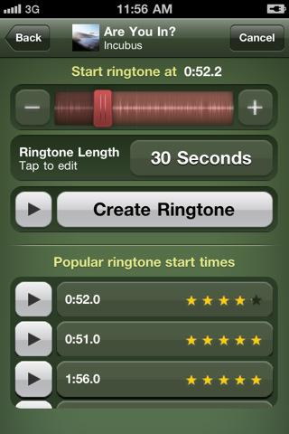 Ringtone Maker Pro (by Mobile17) - Create unlimited free ringtones.