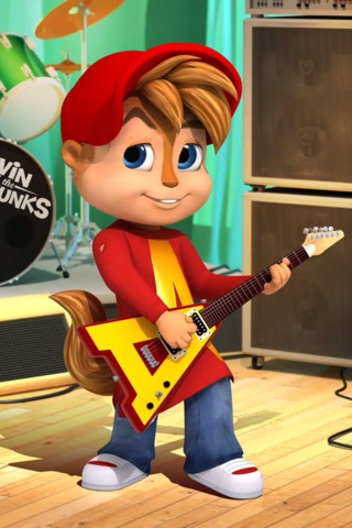 100 Alvin And The Chipmunks Diying