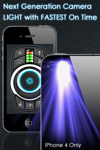 Best Front Camera Flash Light!