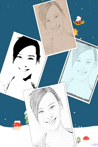 Sketches & Cartoon Me - My Avatar Image Maker Free