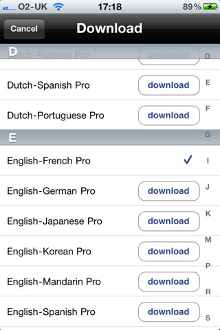 how to translate english to korean