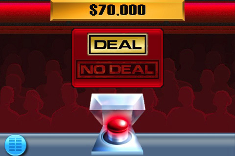 deal or no deal briefcase game instructions