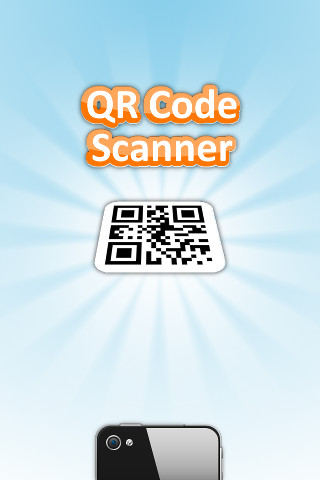 QR Code Scan Reader for iPhone