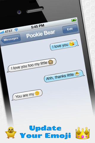 Download Text Emoji 2 - Send SMS Messages with Emoji 2! iPhone iPad ...