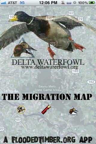 Delta Waterfowl Wallpaper Nasa
