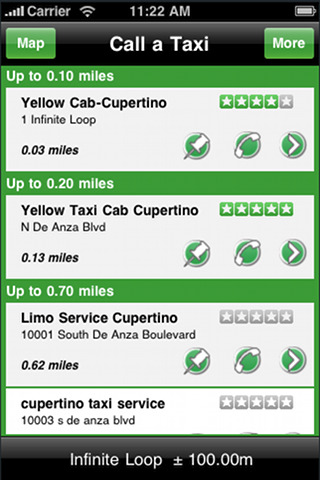 Call a Taxi - Instantly find a taxi-cab, anytime, anywhere. taxi