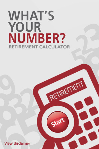 Retirement Calculator: Retirement Calculator App Iphone