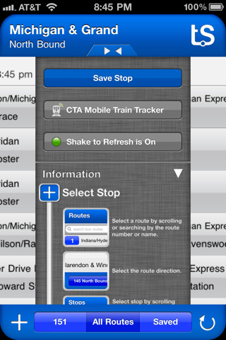 Transit Stop: CTA Tracker (Free)