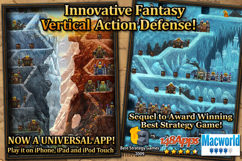 Defender Of Texel Rpg For Iphone Ipad And Ipod Touch On The