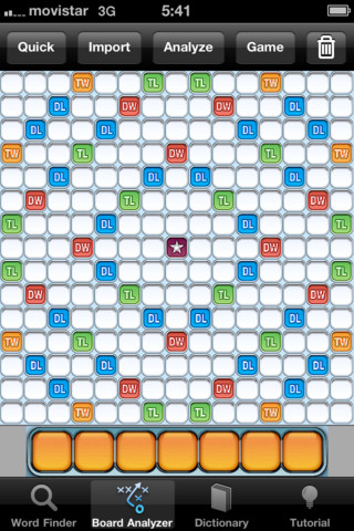 Words With Friends CHEAT - AUTO OCR enabled cheat program for Words with Friends