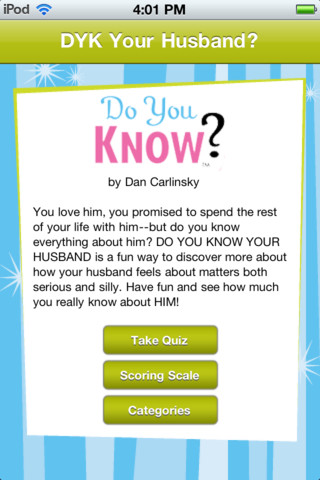 How do you know your future husband