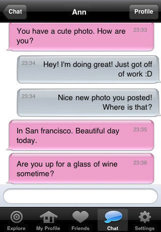 dating app for iphone