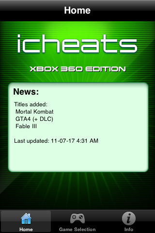 xbox games and cheats: